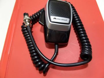 MIDLAND CB MICROPHONE 6 PIN WITH CHANNEL CHANGE MIDLAND 48/78/98 SEE LIST